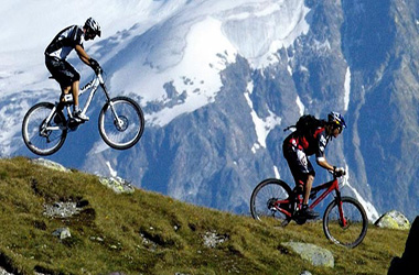 Semana de mountain bike en Bariloche